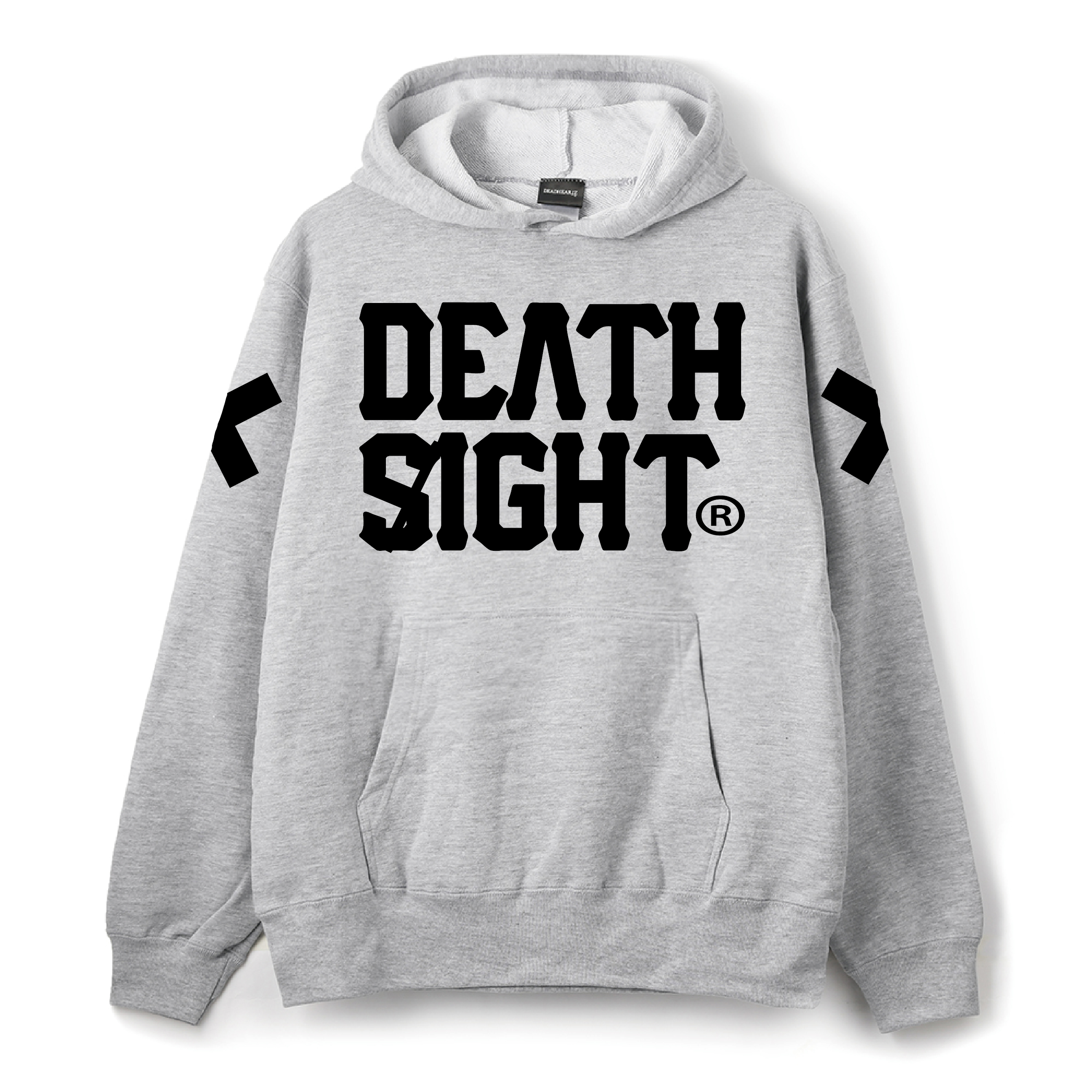 deathsight 17 Hoodie / GRAY - 画像1