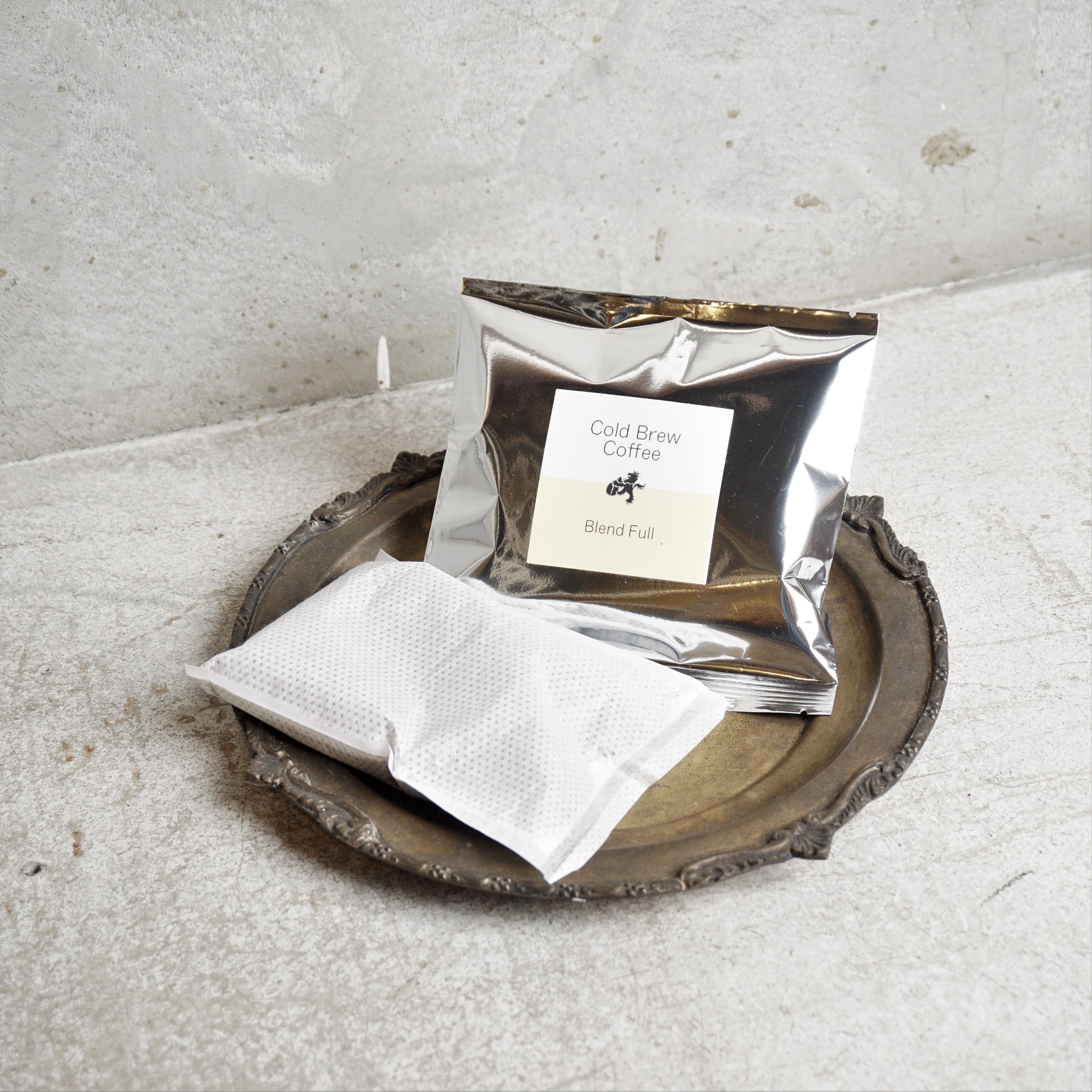 水出しコーヒーパック 1pack 【ブレンドフルボディ】