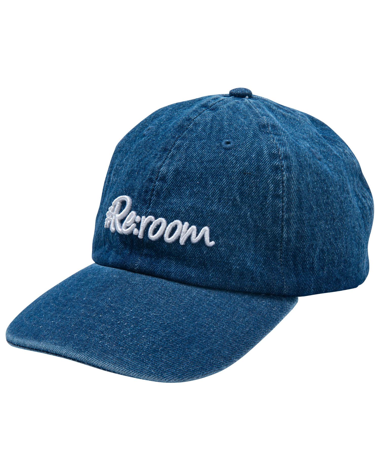 3D LOGO DENIM CAP[REH081]