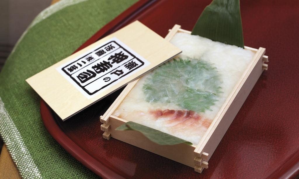 瀬戸の押寿司