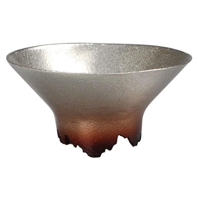 《シキカラーズ_サケカップ》SHIKICOLORS Bronze Sake Cup