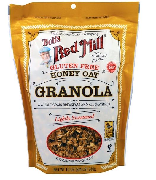 Gluten Free Granola グルテンフリーグラノーラ
