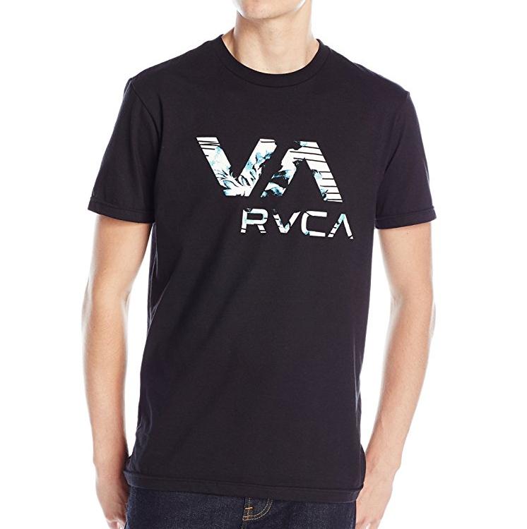 ルーカ RVCA サウスイースタンVa Tシャツ ブラック