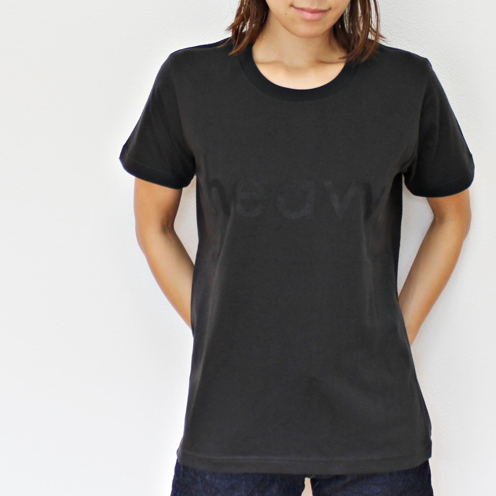 logo tee BLACK [2017AW] - 画像2
