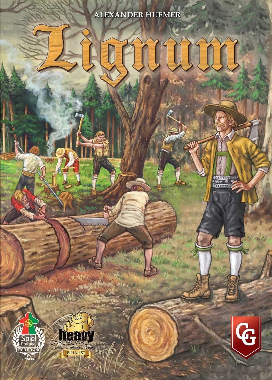 リグナム(Lignum) 日本語ルール付き