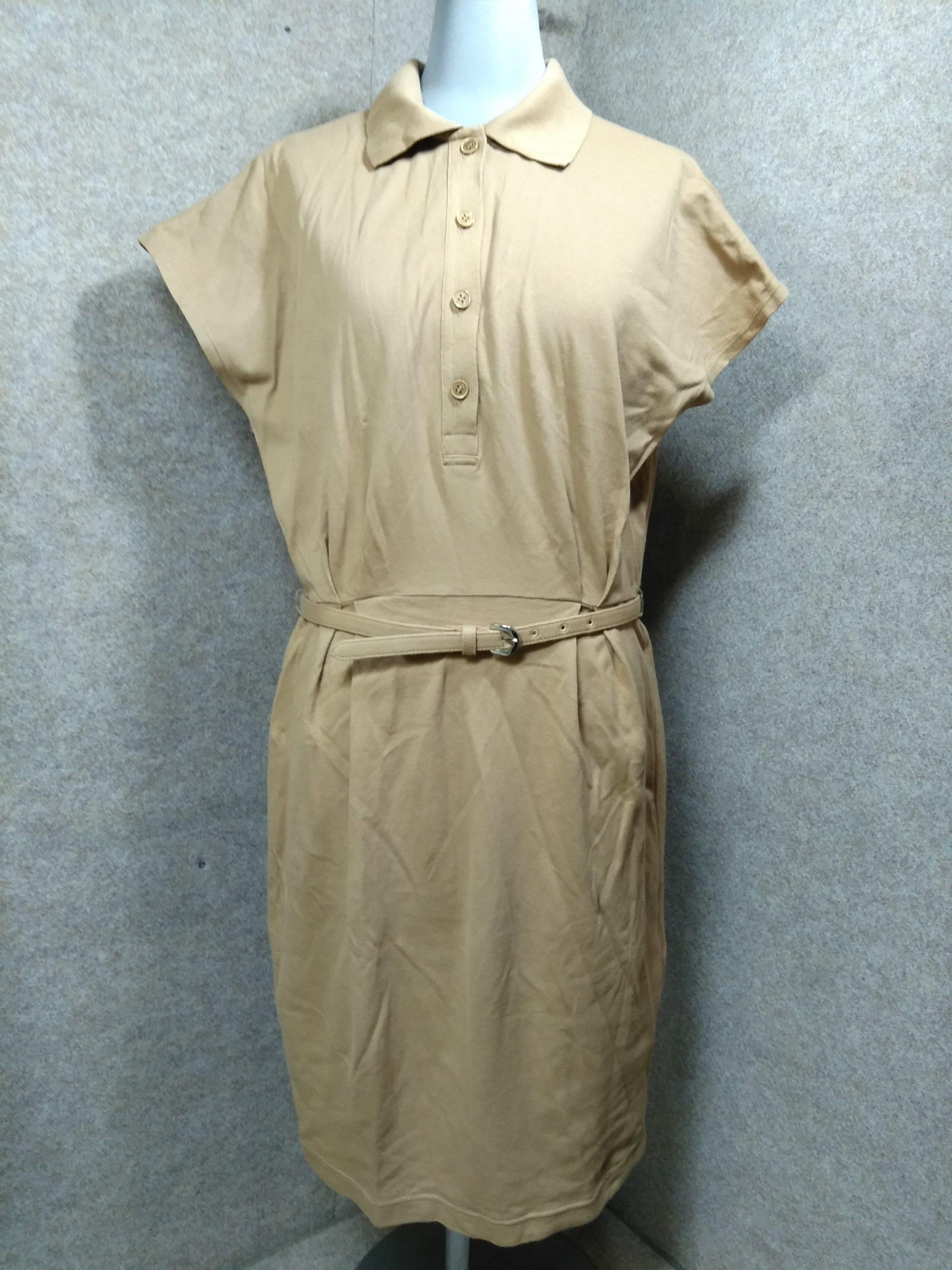 マッキントッシュ ロンドン 38 ポロシャツ ワンピース u1314j