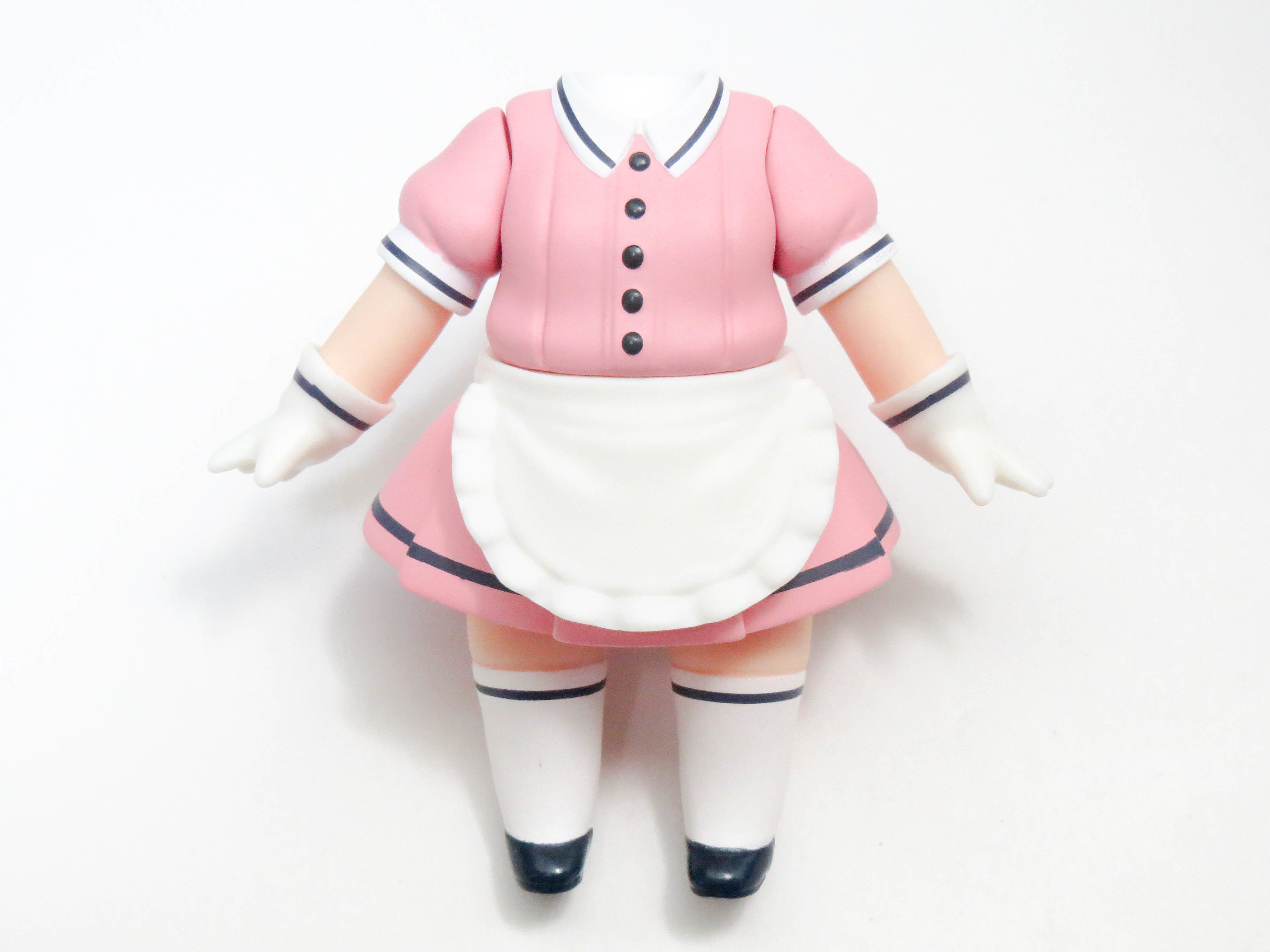 再入荷【871】 桜ノ宮苺香 体パーツ ウェイトレスの制服 ねんどろいど