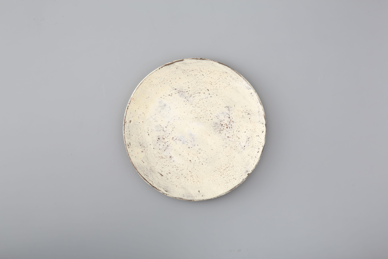 Flat plate:S (白) / 大澤 哲哉
