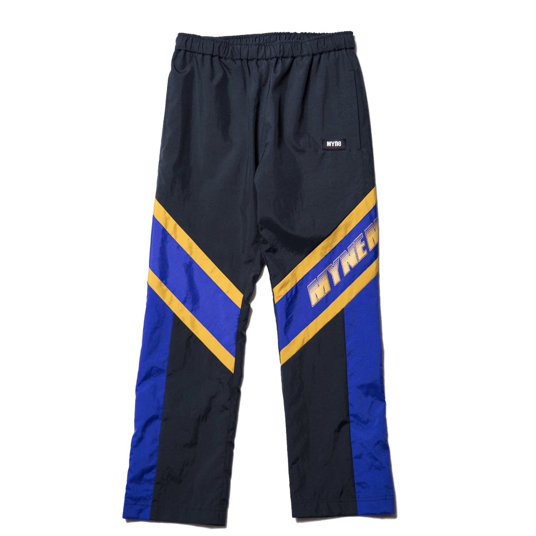 MYNE MOTORS nylon pants / GRAY - 画像1