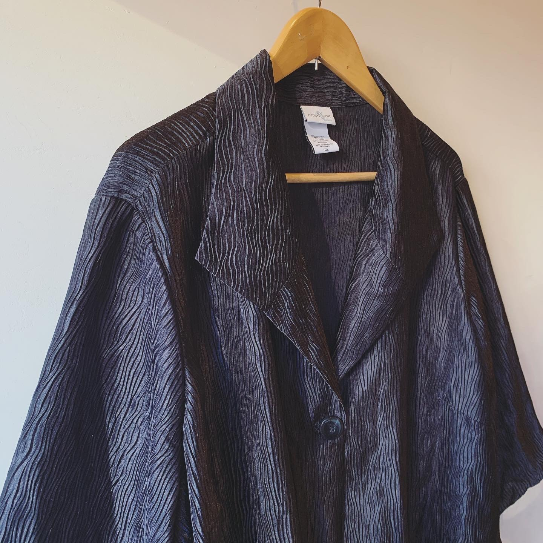 vintage oversized design jacket