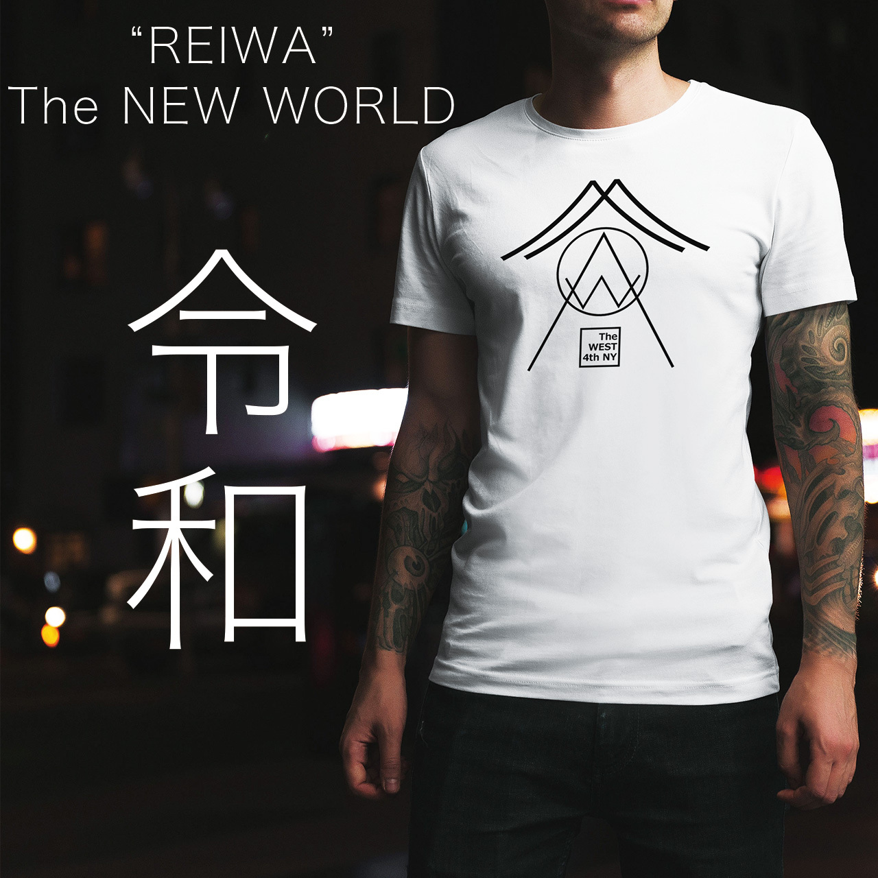 『REIWA』The NEW WORLD