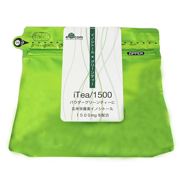 【3+1対象商品】イノシトールグリーンティー/iTea1500(スティックタイプ)