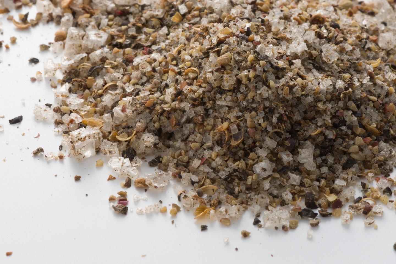 La Plantation スパイスミックス 50g (カンポットペッパー、海塩、スパイス 11種類をブレンド)