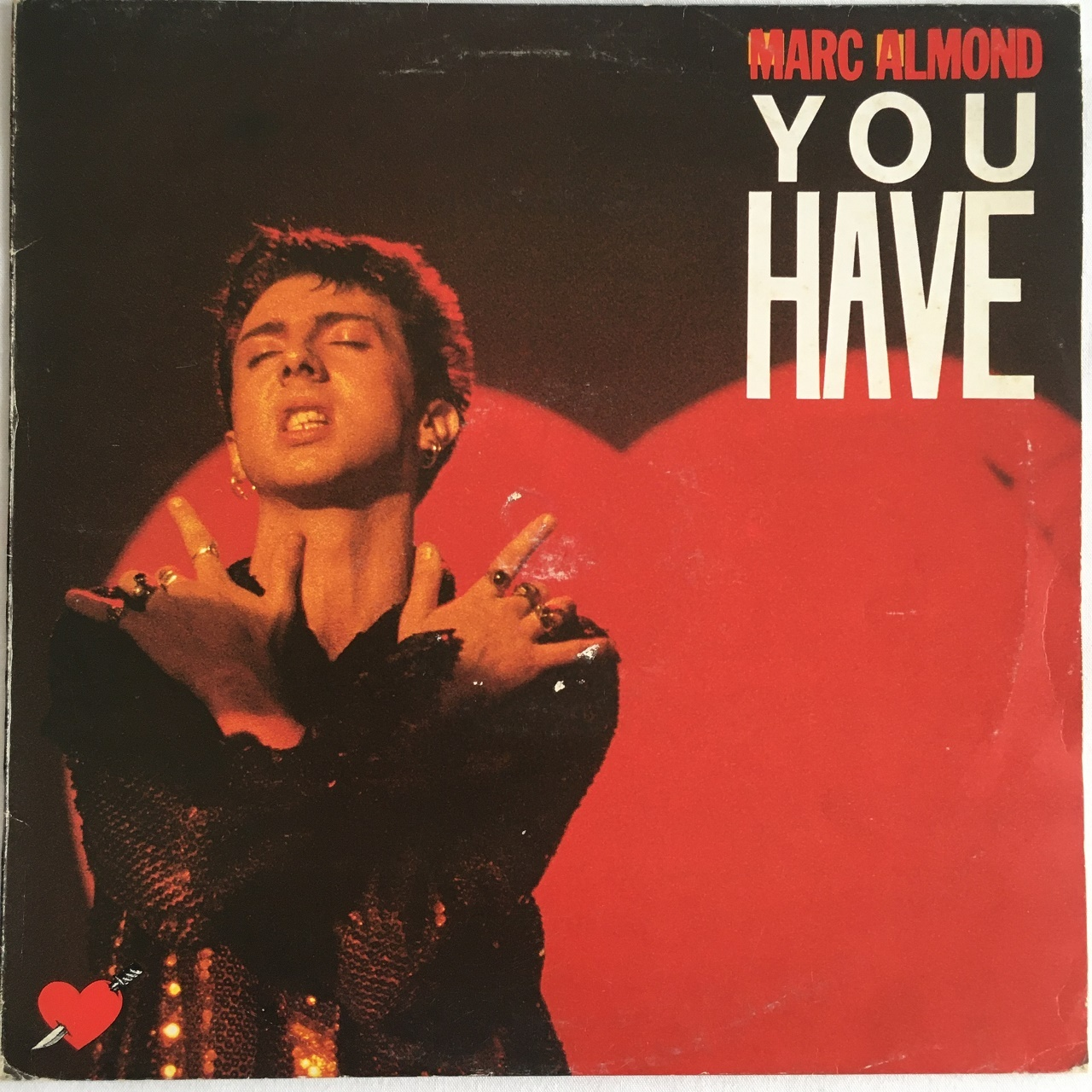 【10inch・英盤】Marc Almond  / You Have (Long Vesion)