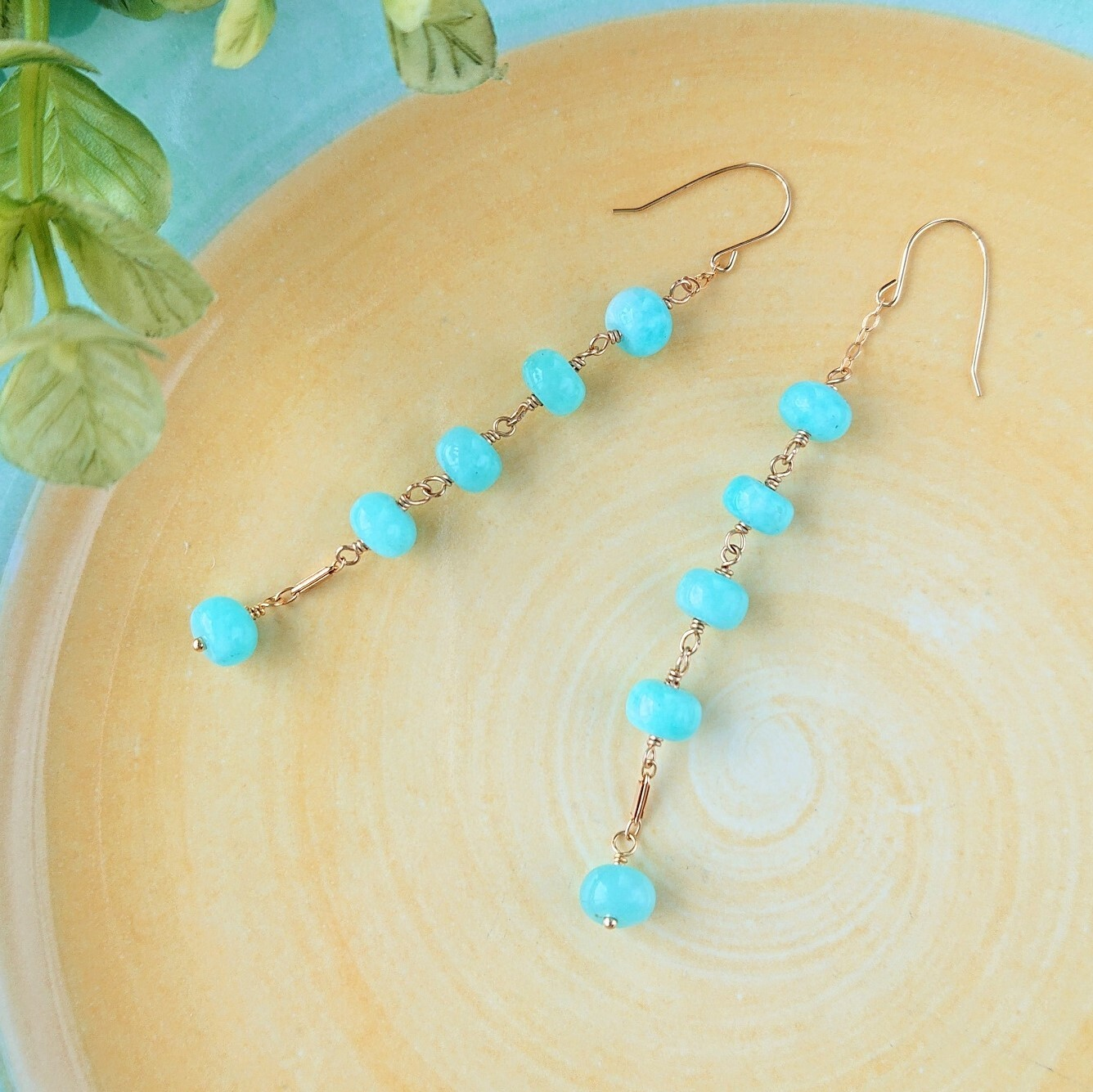 long pierce / earring 030