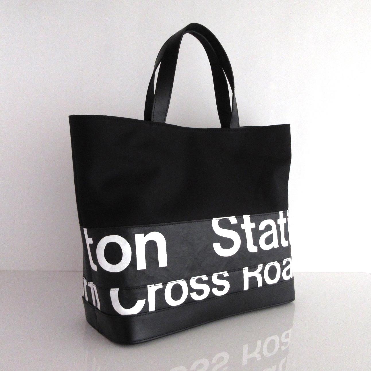 Tote Bag (S) / Black  TSB-0024