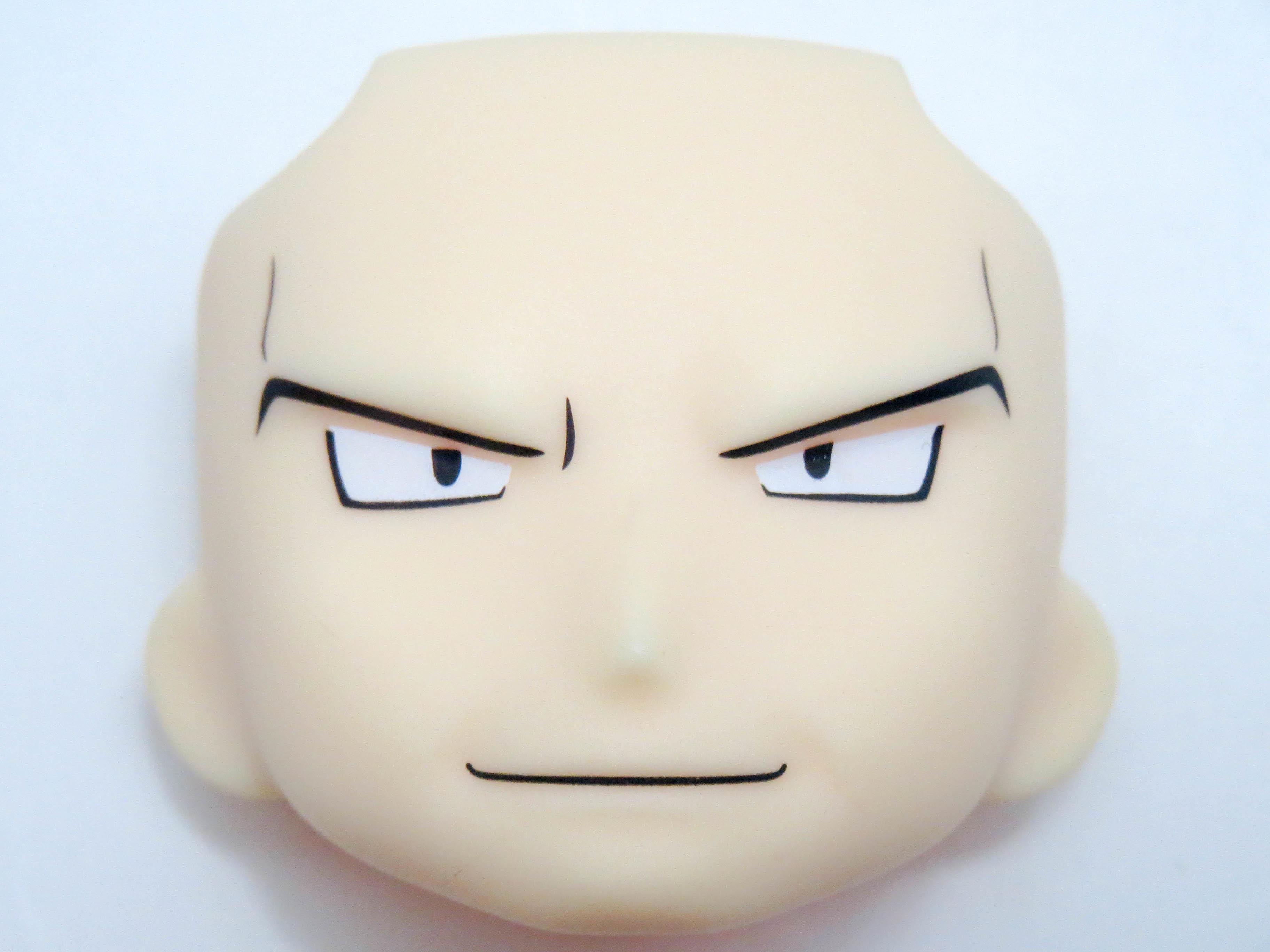 【SALE】【875】 サカキ 顔パーツ リアル顔 ねんどろいど