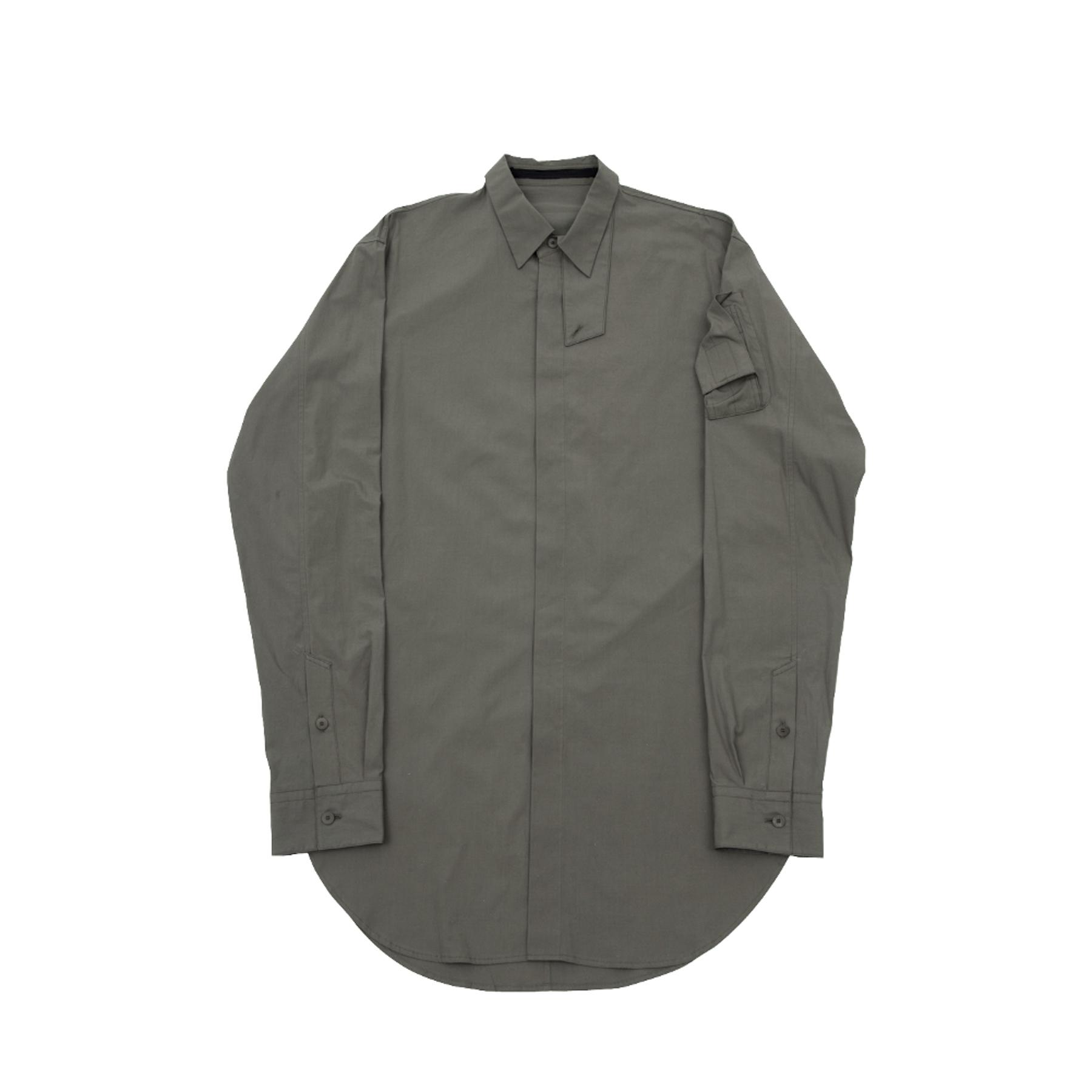 617SHM5-ARMY GREEN / タクティカルシャツ