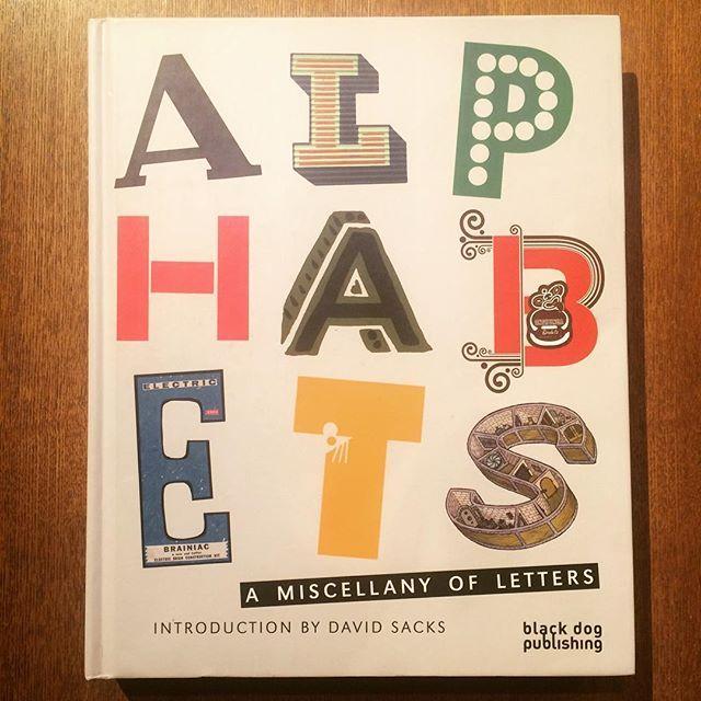 作品集「Alphabets: A Miscellany of Letters」 - 画像1
