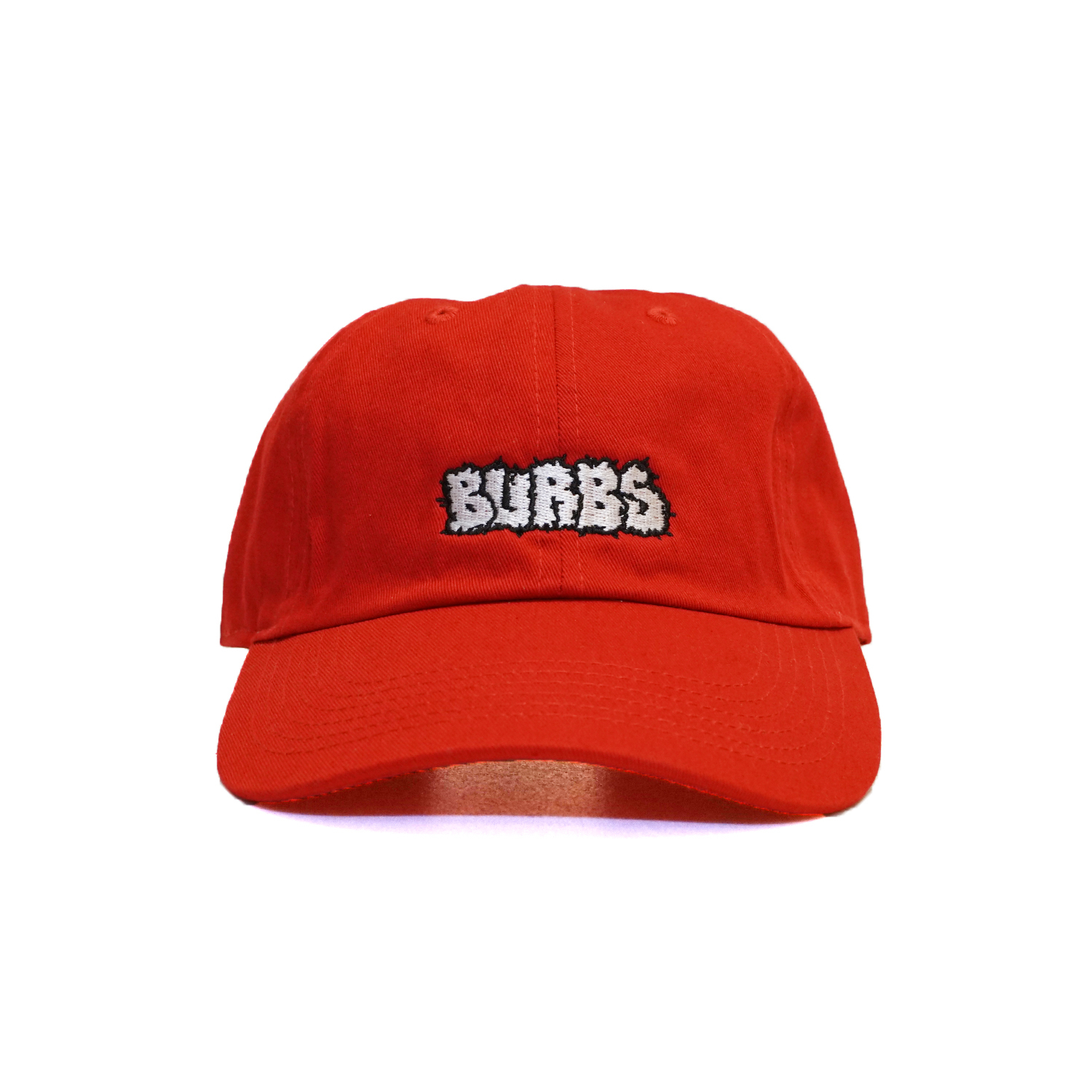 WWWTYO x SHINO/BURBS BALL CAP (RED)