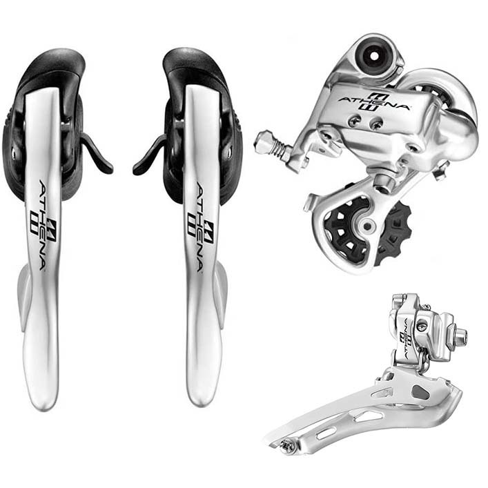 Campagnolo(カンパニョーロ) Athena(アテナ) 3点セット