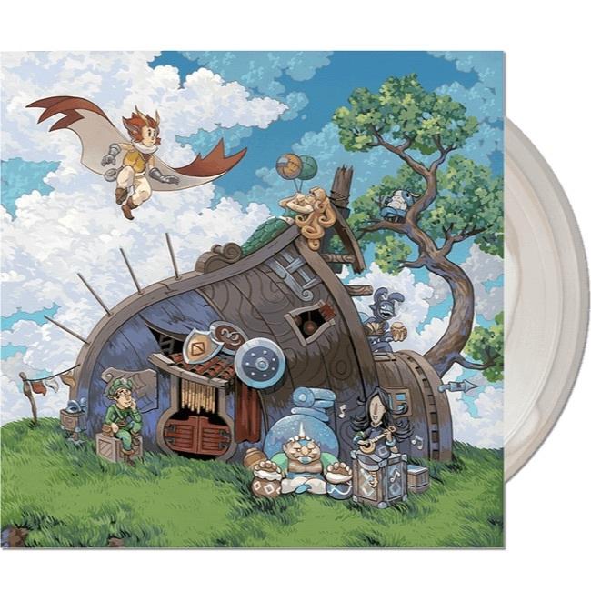 【オウルボーイ】Owlboy Vinyl Soundtrack 2xLP - 画像1