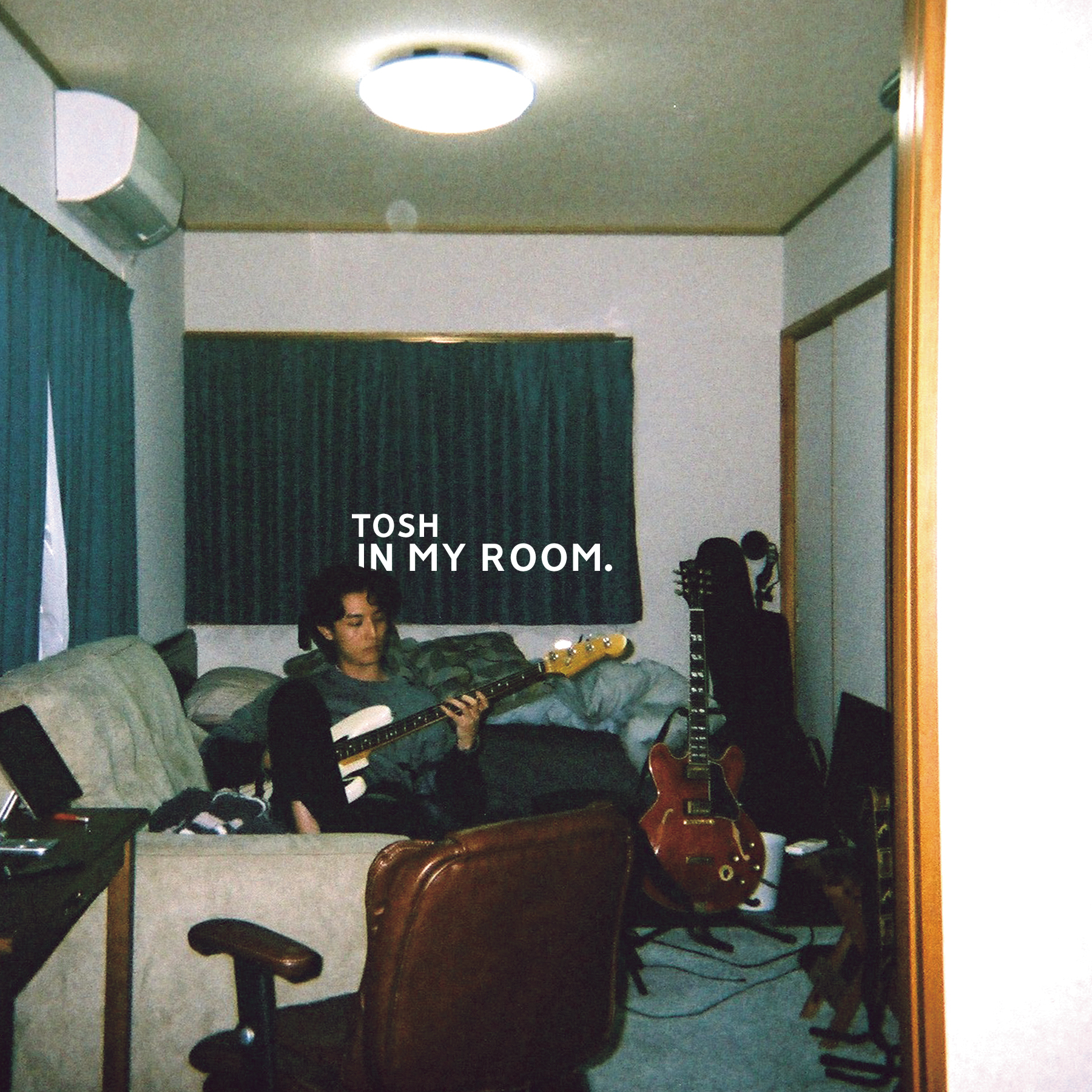 【CD】TOSH「IN MY ROOM.」(Okinawa / 2020)