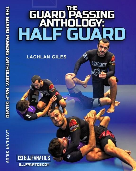 ラクラン・ジャイルズ   パスガード技法:ハーフガードパス DVD8枚セット