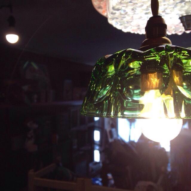 ランプグリーン