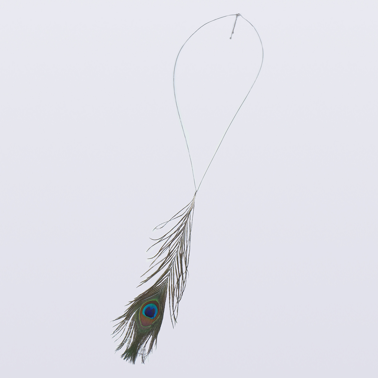 HATRA  Feather Chain  ハトラ フェザーチェーン