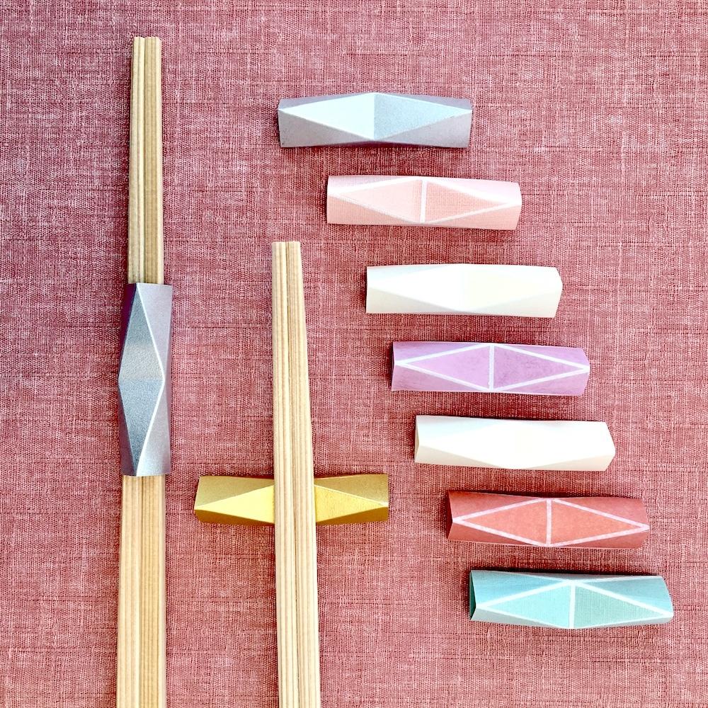 お箸飾り/鉱石 9個セット