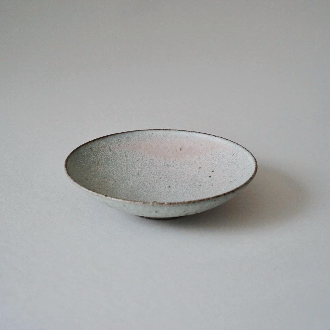 小林徹也 / 粉引 - 浅鉢