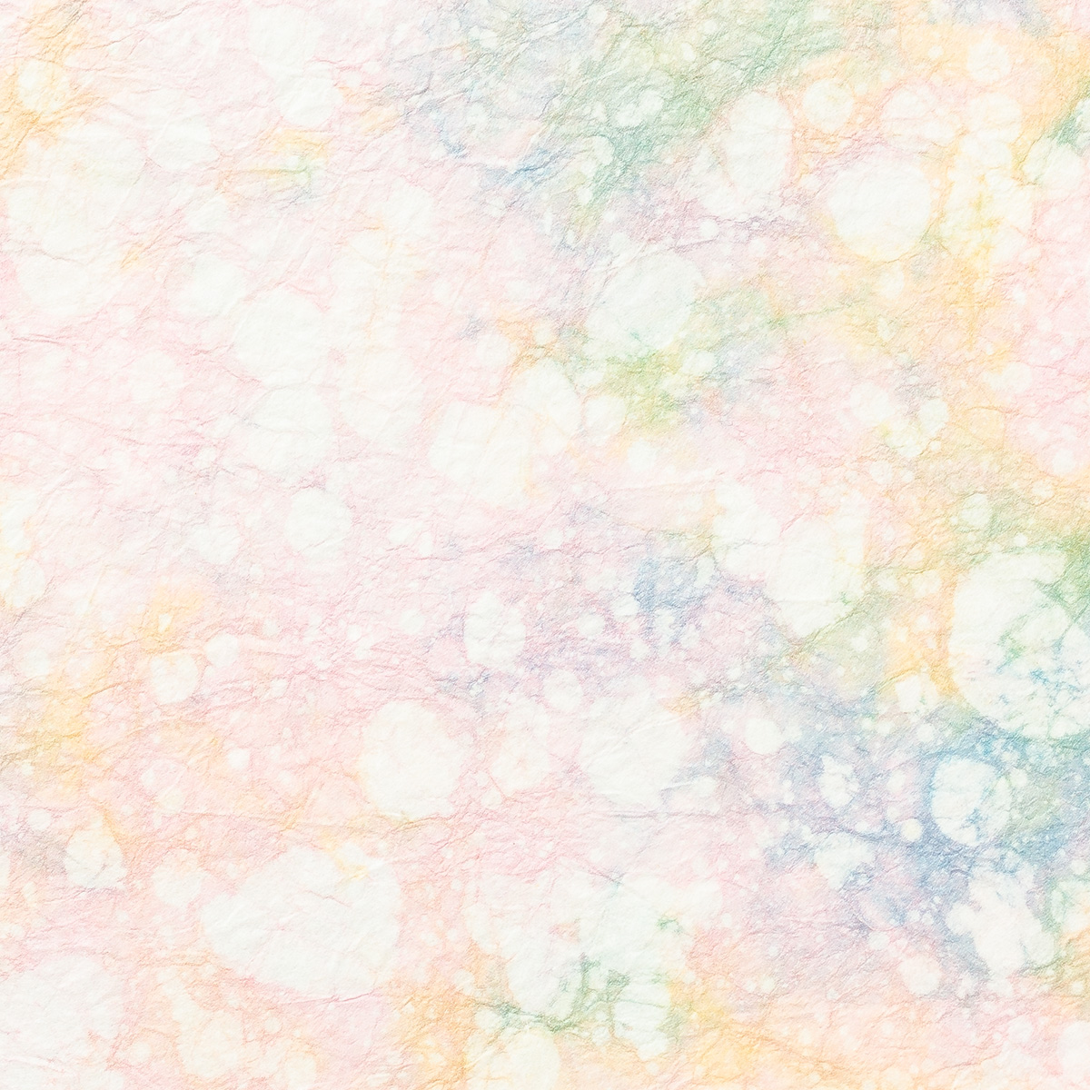 楮紙 ろうけつ染め 5匁 No.10