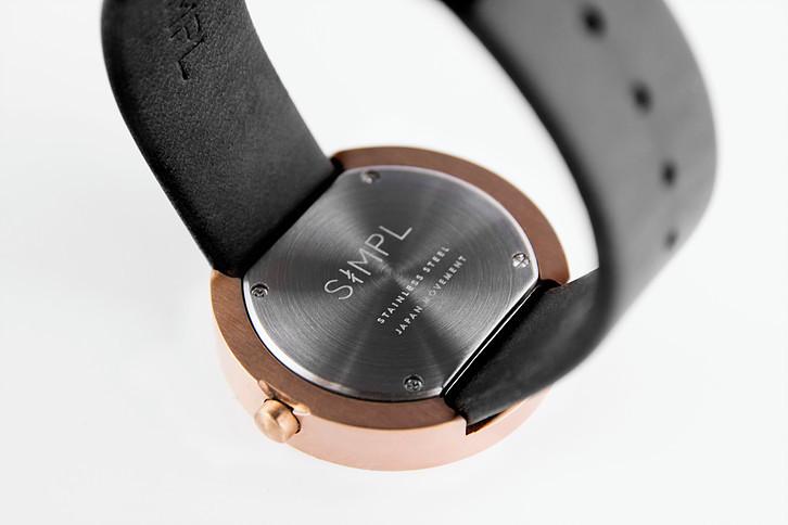 SIMPL REGAL BLACK 腕時計 - 画像4