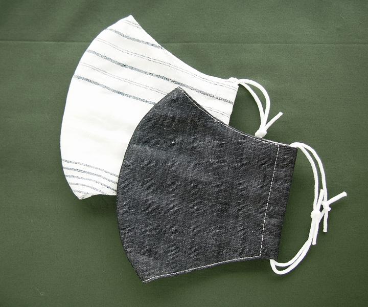 布マスク2枚セット Lサイズ / L03