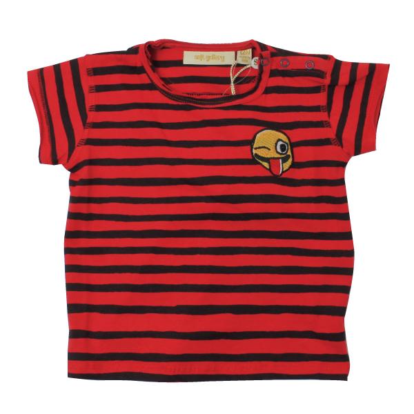 Soft Gallery Border T-shirt ( 12m,2Y )