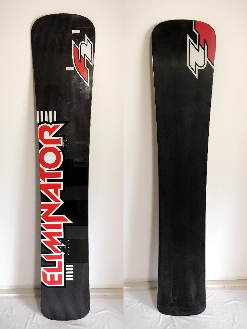 【 F2】ELIMINATOR WC CARBON 153 16-17モデル/中古(494)