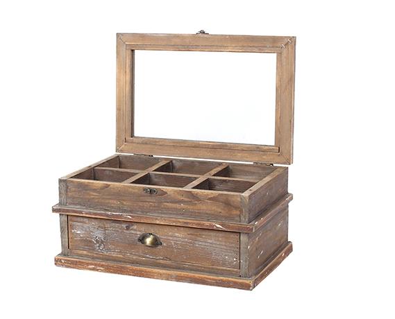 old ceder jewel box M