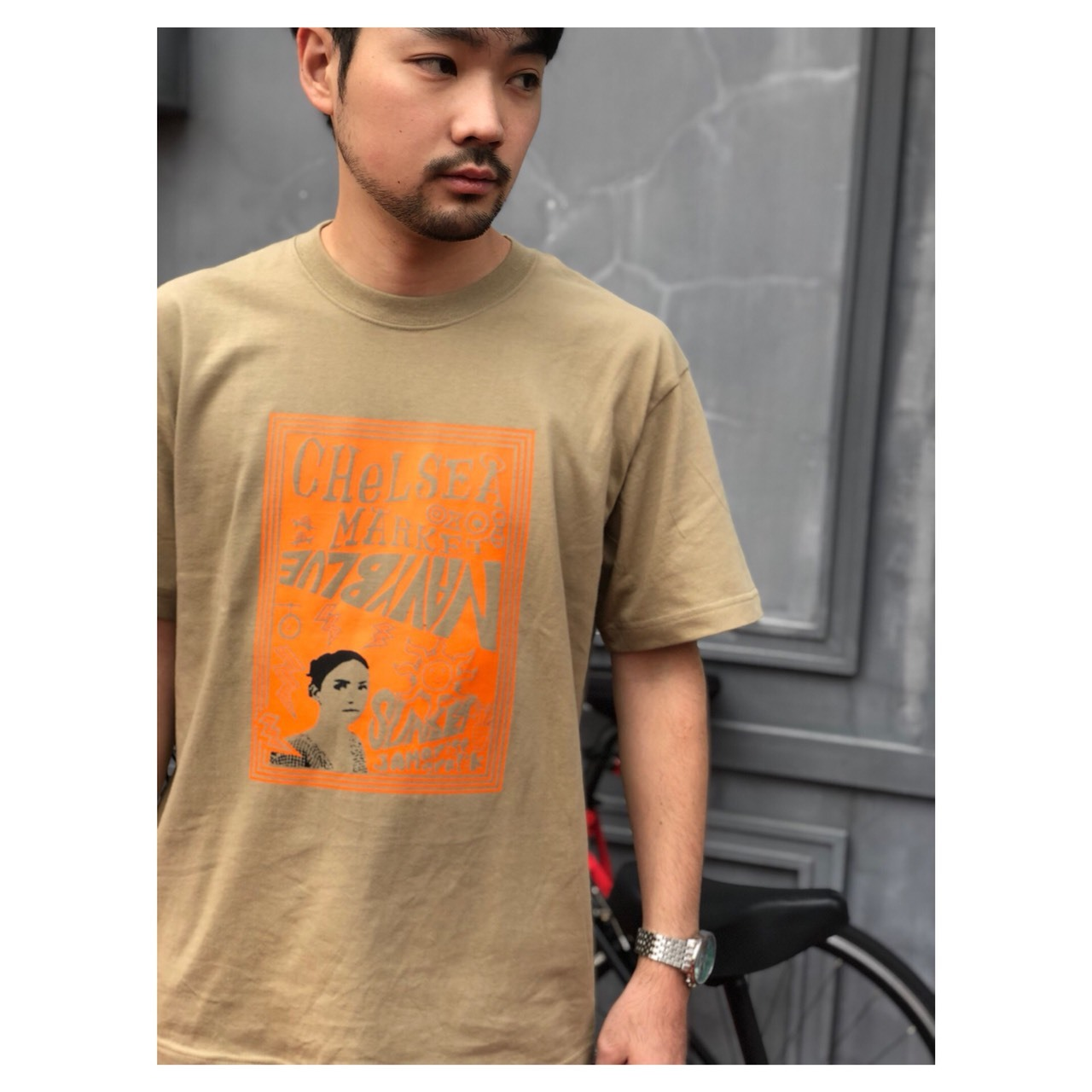 Sketches Tee
