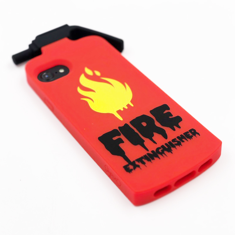 """BOTTLE """"FIRE EXTINGUISHER"""" for iPhone8/7/6s/6"""