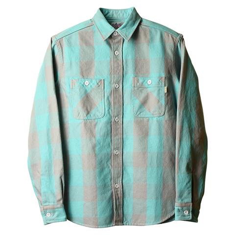 STANDARD CARIFORNIA スタンダードカリフォルニア SD Heavy Flannel Check Shirt フランネルシャツ