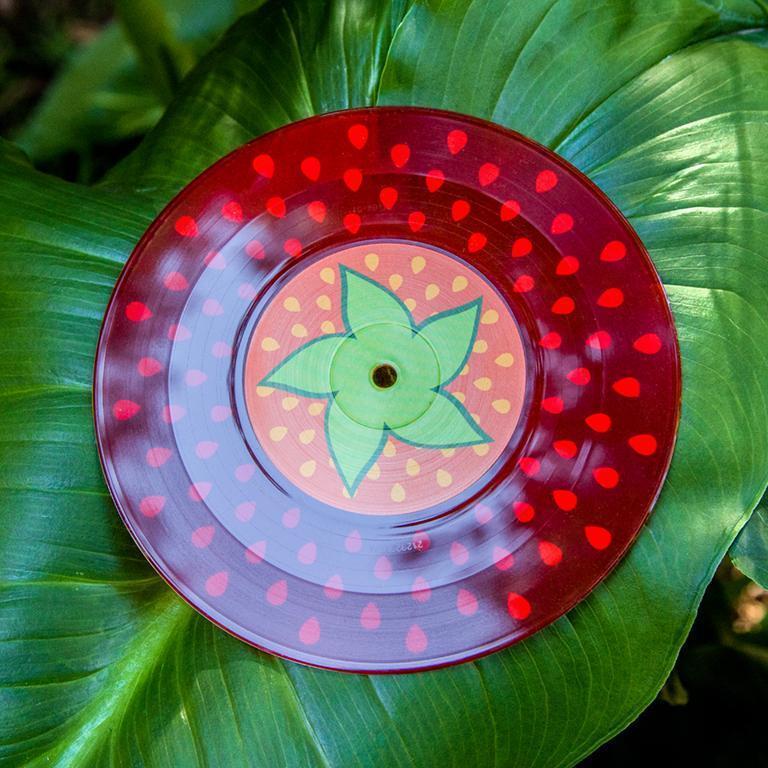 バグスナックス / IT'S BUGSNAX! 7インチシングルレコード / iam8bit