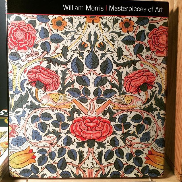 デザインの本「William Morris (Masterpieces of Art)」 - 画像1