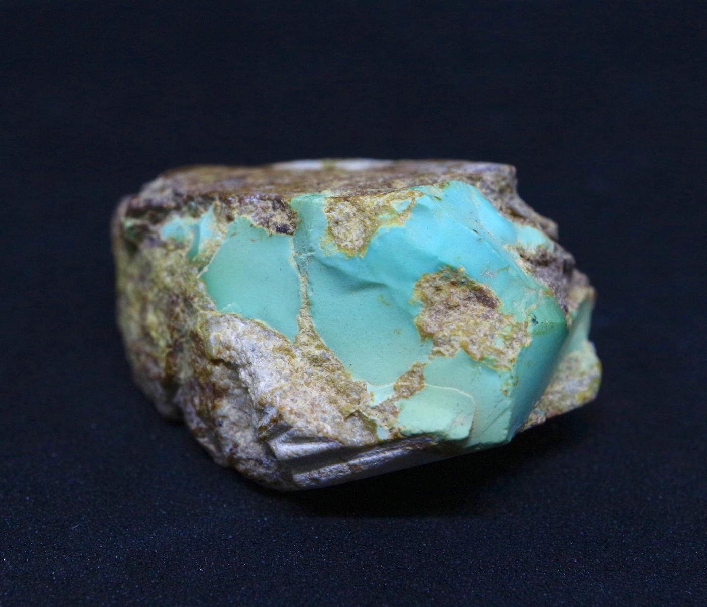 ロイストーンターコイズ Turquoise 原石 ネバタ州産 13,3g TQ109