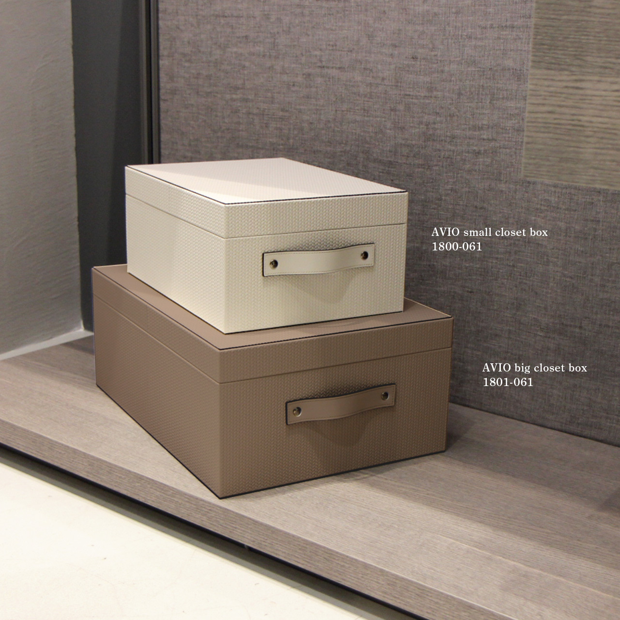 Pinetti AVIO small closet box / Firenze(ピネッティアビオスモールクローゼットボックス/フィレンツェ)1800-061
