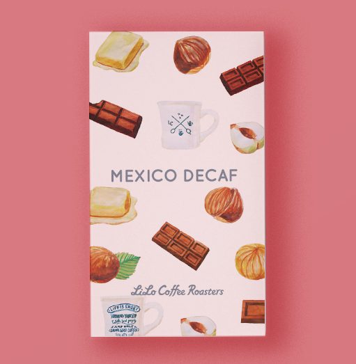 100g  メキシコデカフェ Mexico Decaf