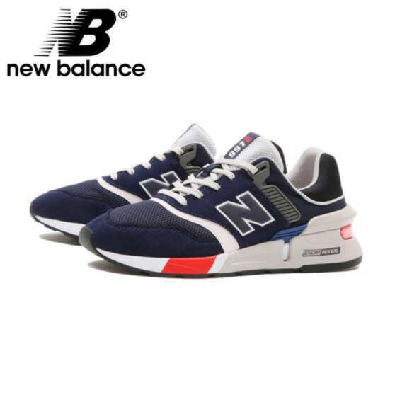 ニューバランス 997 スニーカー メンズ MS997 ネイビー ホワイト 新作 NEW BALANCE MS997LOT NAVY/WHITE