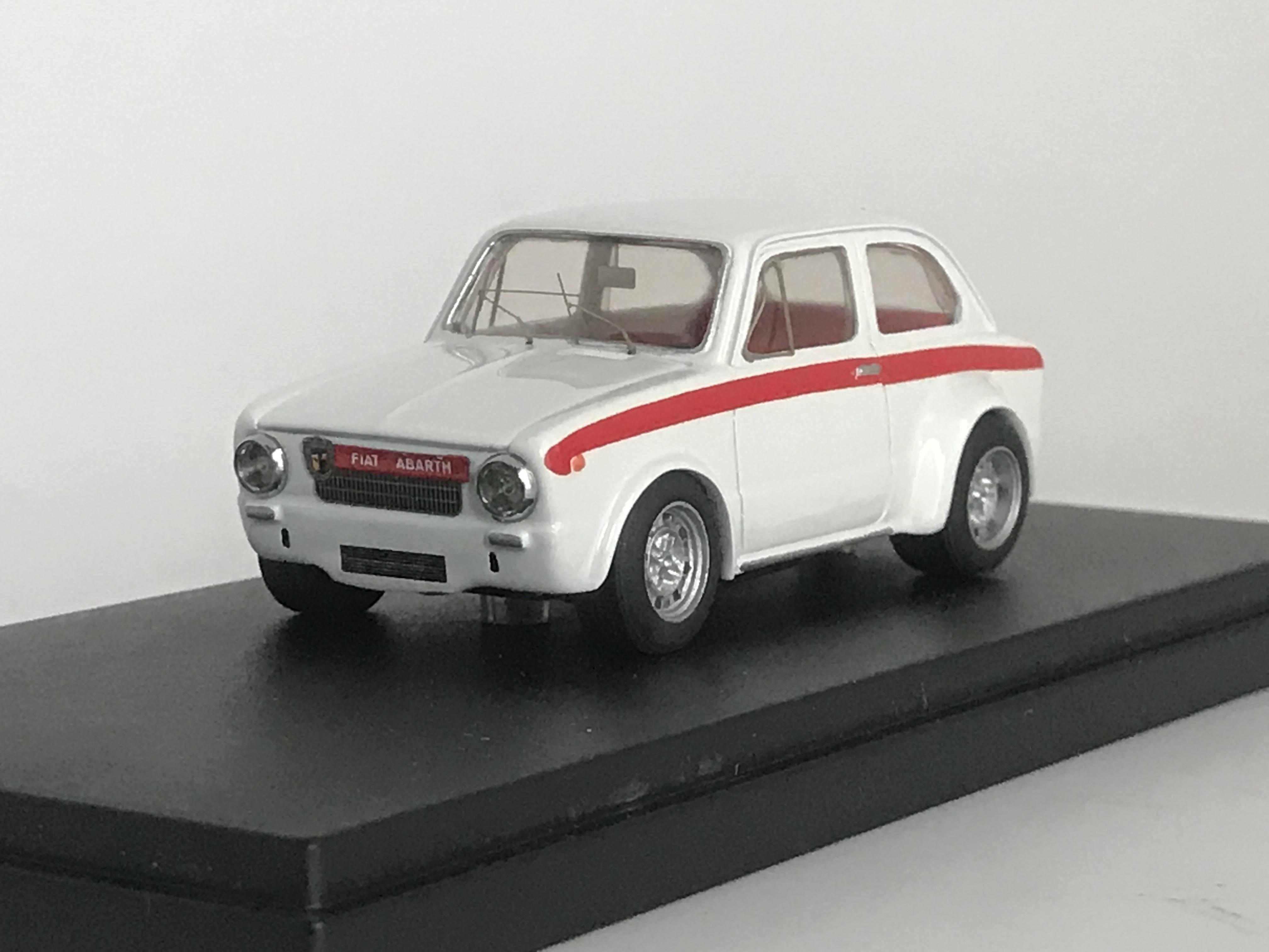 FIAT ABARTH OT1000 (1/43) 【TRON】