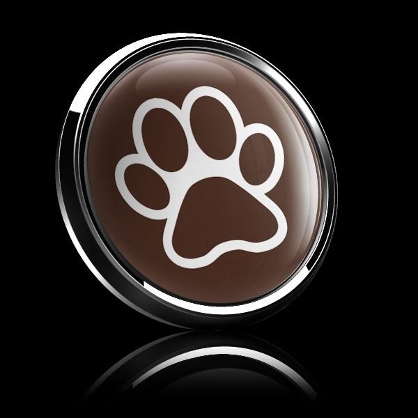 ゴーバッジ(ドーム)(CD1072 - DOG PAW) - 画像4