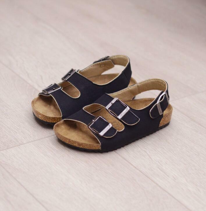 e28baadf02168 7818子供靴 キッズ ジュニア シューズ サンダル 女の子 男の子 女児 ベビー 子ども 夏シューズ 黒
